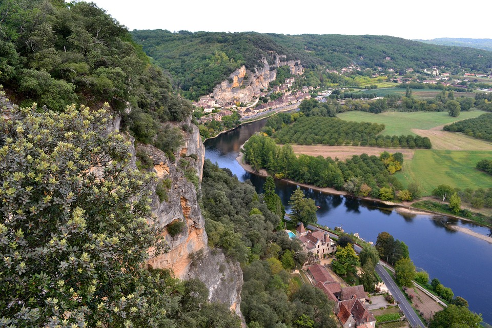 Paysage Dordogne